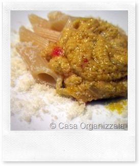 Ricette veloci mezze penne con finto Curry di verdure  Casa Organizzata