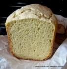 Macchina del Pane e Pasta Madre: pane semola riso e olive