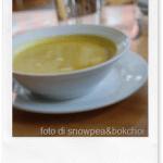 Ricette veloci: Zuppa ricca vegan con spaghettini integrali