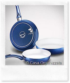 Cuocere sano: le padelle in ceramica