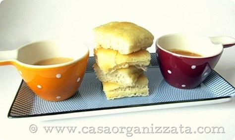 Il mio rito del mattino: caffè e focaccia