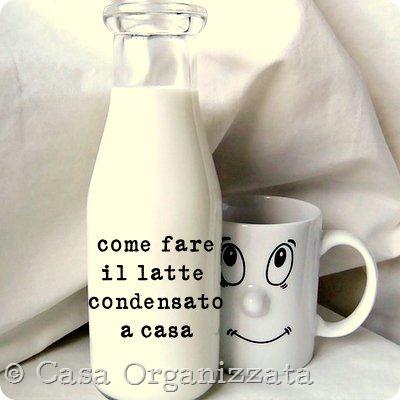 Autoproduzione come fare a casa il latte condensato zuccherato  Casa Organizzata