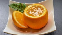Ricette veloci: gelatina di mandarini o arance