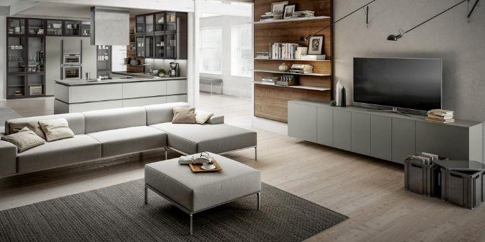 Cucina E Sala Open Space.4 Consigli Per Cucina E Soggiorno Open Space Casa Planner