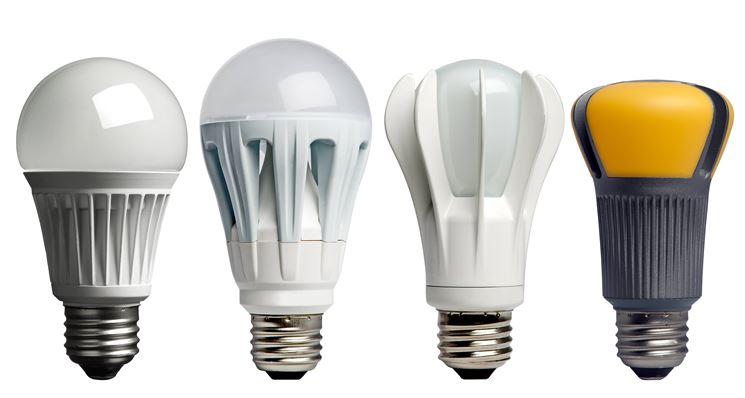 Le lampade a led  Lampade e lampadine  Illuminazione
