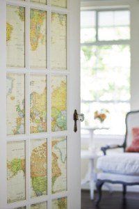 Scegliere le decorazioni delle porte - Il Decoupage - Come ...