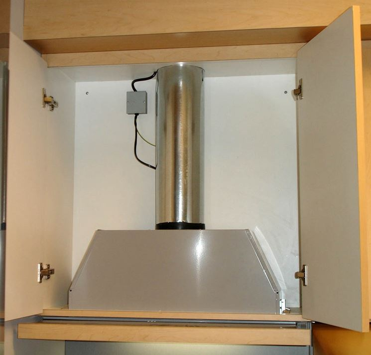 installare tubo cappa cucina  Componenti cucina  Tubo