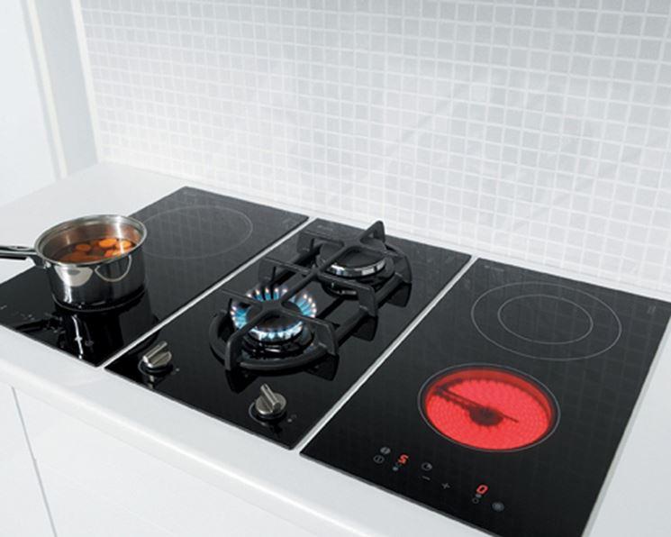 Quali sono i modelli di piano cottura forno  Componenti