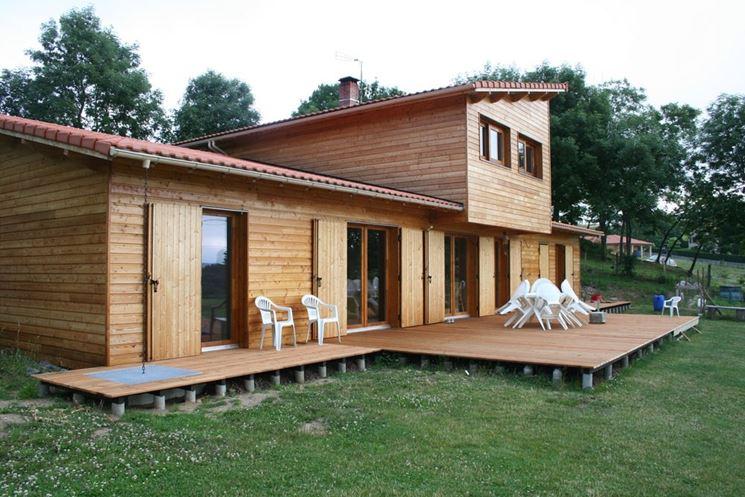 Casa Ecologica Risparmio Energetico