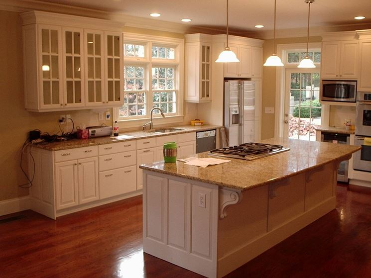 Come scegliere i mobili per cucine  La cucina  Come