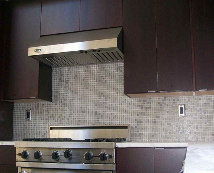Rivestimento Cucine Moderne - Idee per la progettazione di ...