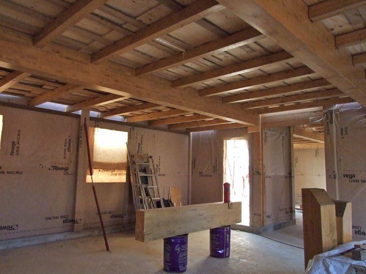Migliori solai in legno  Muri e Muratura  Migliori solai in legno  materiali