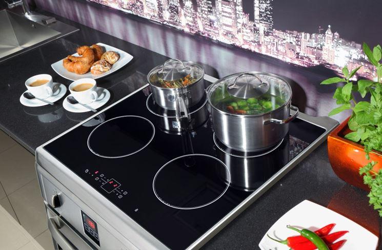 Piano cottura induzione  Componenti cucina  Arredo cucina
