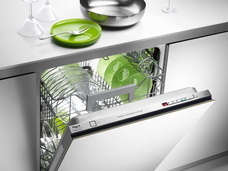 Lavastoviglie da incasso  Gli Elettrodomestici  Modelli di lavastoviglie da incasso