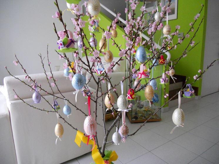Albero Di Pasqua Il Decoupage Realizzare Lalbero Di Pasqua