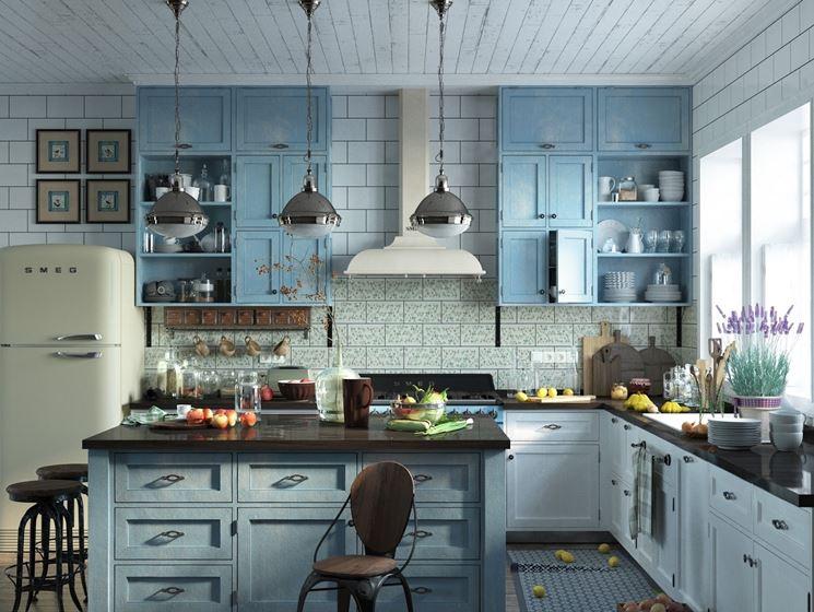 Cucine stile provenzale  Cucine  Scegliere con una cucina in stile provenzale