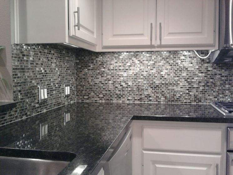 Cucine Con Mosaico