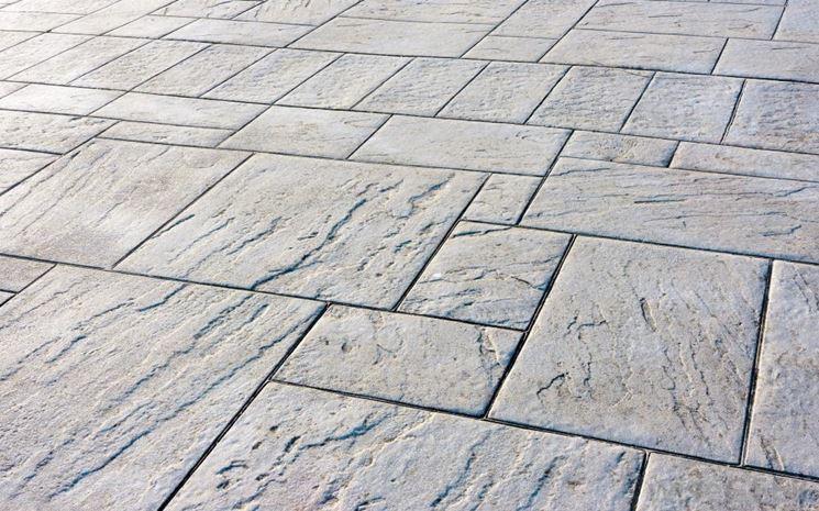 Mattonelle per esterno  Tipi di mattonelle  Pavimenti