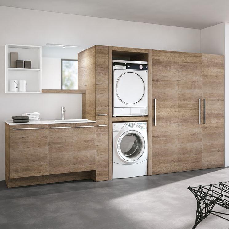 Arredare la lavanderia  Arredare casa  Lavanderia spazio
