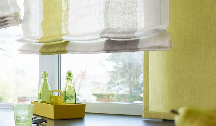 Tenda a pacchetto per finestra 80 x 175 cm, colore: Tende A Pacchetto Tende Per Interni Tende Pacchetto