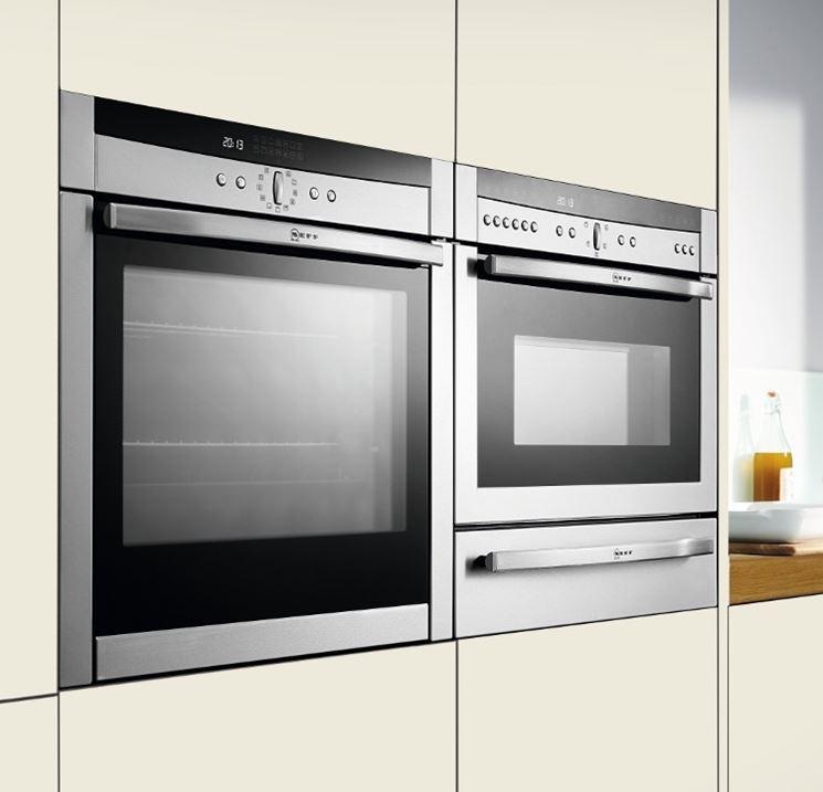 Forni da incasso  Piani cucina  Modelli di forno da incasso