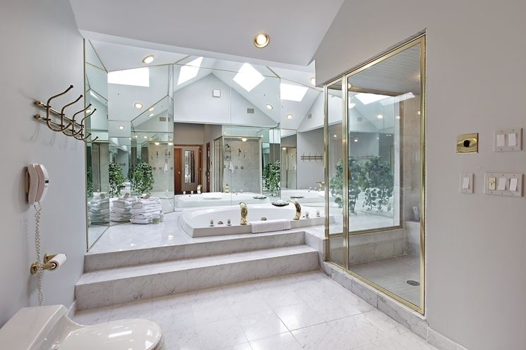 Bagni di lusso  Arredo bagno  Arredo bagno