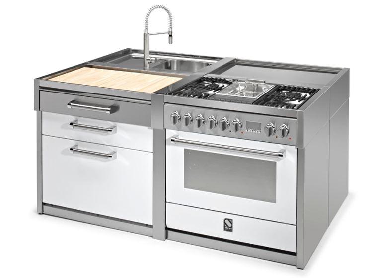 Cucine free standing  Cucina mobili  Modelli cucina