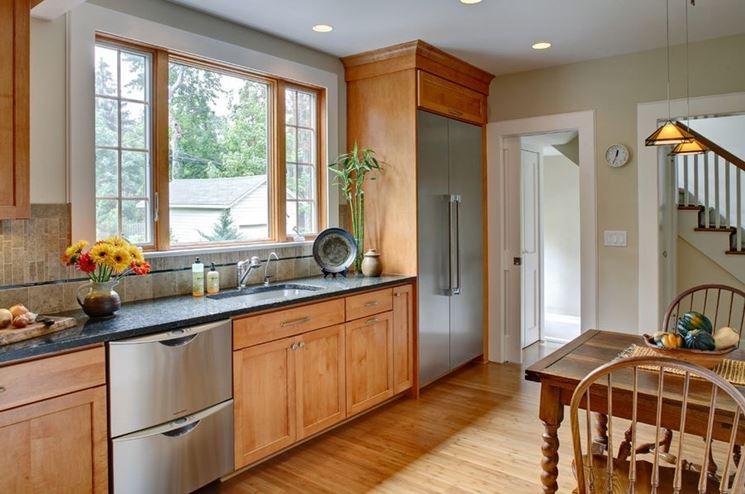 Frigoriferi da incasso  Elettrodomestici a risparmio  come scegliere il frigorifero da incasso