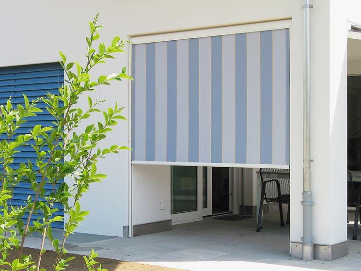 Con le nostre chiusure laterali, puoi utilizzare la tua terrazza o la tua veranda tutto l'anno. Tende Da Sole Verticali Tende Sole Esterno Modelli Tenda