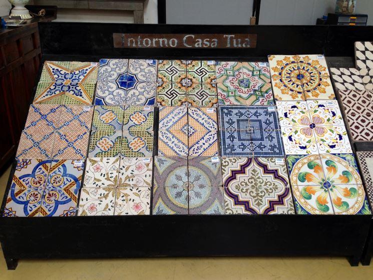 Mattonelle antiche  Mosaici e mattonelle  mattonelle antiche