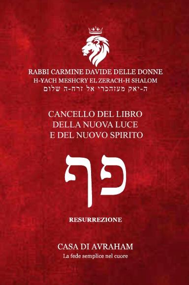 RIEDIFICAZIONE RIUNIFICAZIONE RESURREZIONE – 17 – Cancello del Libro della Nuova Luce e del Nuovo Spirito
