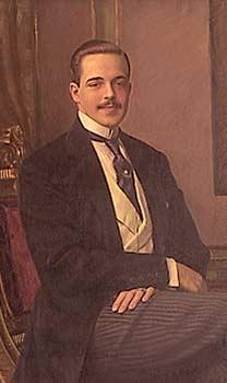 Dom Manuel II no exílio