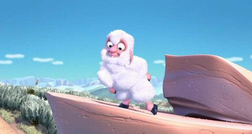 Cortos de Pixar: Saltando