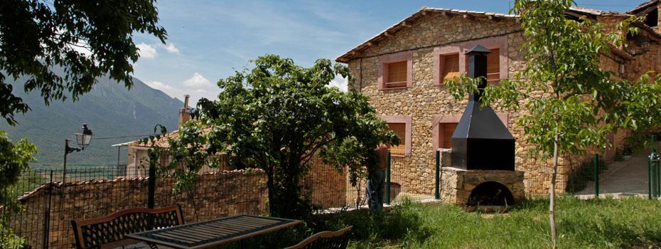 Casa Roca  Agroturisme a la Vall de Barcedana