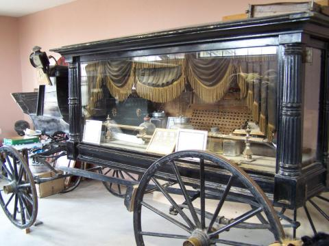 Tombstone Hearse