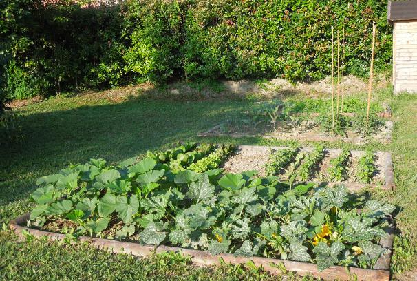 Casarovelli garden