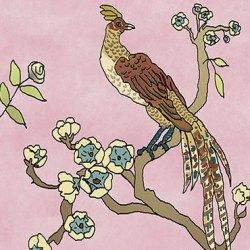 Casart coverings_Chinoiserie Mural Panel 4_color-dustyroseCW_370x370_feature_removable wallpaper
