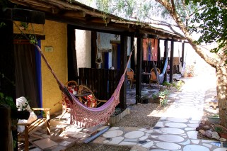 Habitaciones y hamacas