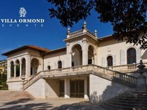 Inaugurazione Villa Ormond @ Villa Ormond | Sanremo | Liguria | Italia