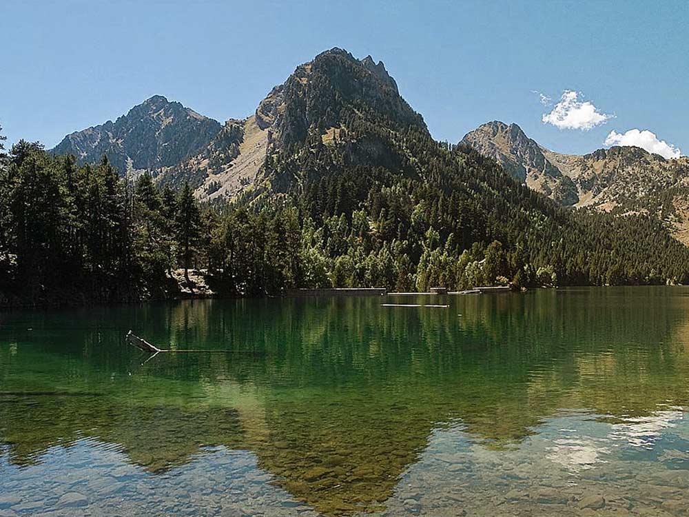 Parque Nacional Aigestortes y Estany Sant Maurici Pirineos