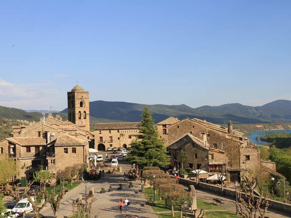 Ansa Pirineo Aragons Huesca turismo rural romnico aragons