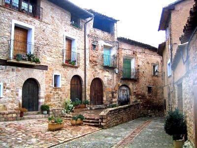 Villa Medieval Alqu 233 Zar Huesca Conjunto Hist 243 Rico Art 237 Stico