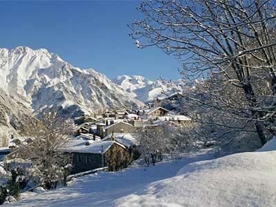 Benasque Huesca Pirineo Aragons Casa turismo rural