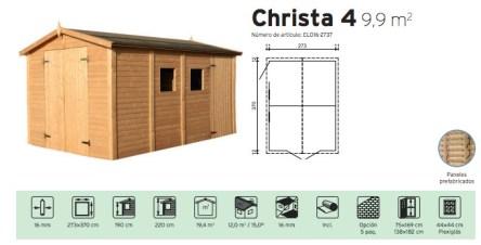 caseta jardin christa 4
