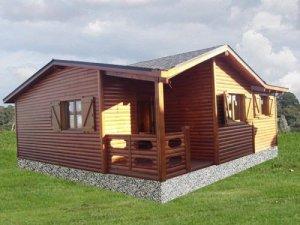 casas de maderas modulares de Casas Carbonell