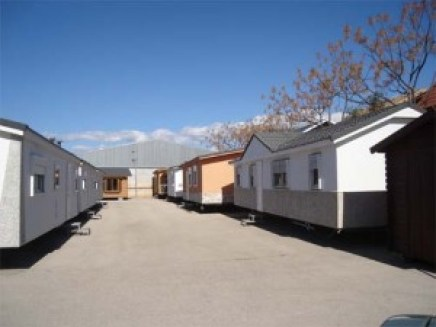 casas prefabricadas hergohomes en exposicion