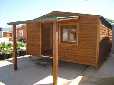 casas prefabricadas económicas, modelo CCR33 de Casas Carbonell