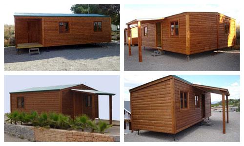 Casas prefabricadas baratas en casas de madera carbonell - Casas muy baratas ...