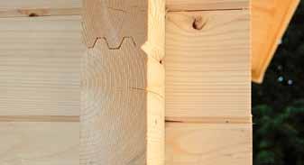 casas madera maciza o laminada Casas Carbonell