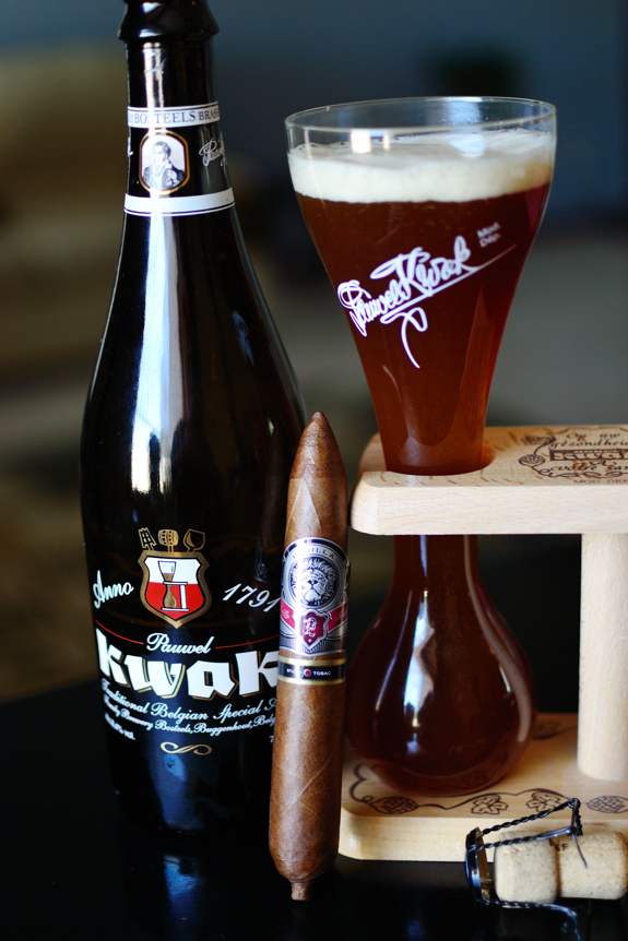 Padilla Studio Tobac paired with Pawvel Kwak